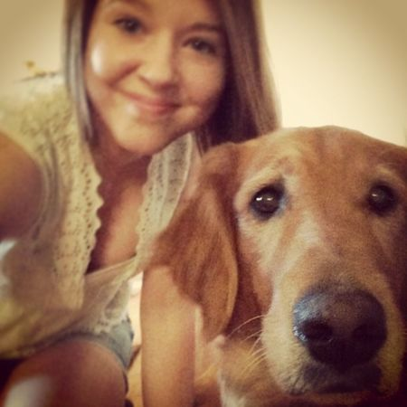 Why are dogs so comforting? Lovemygolden Gooddog I know @cansakilla feels the same.