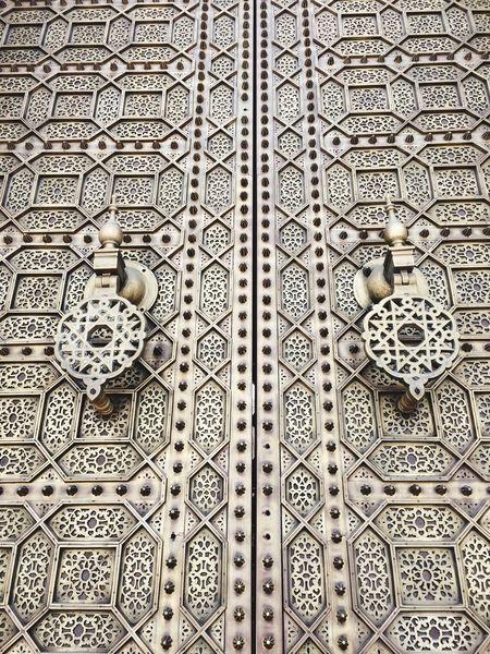 Pattern Day Architecture Door Morocco Meknès