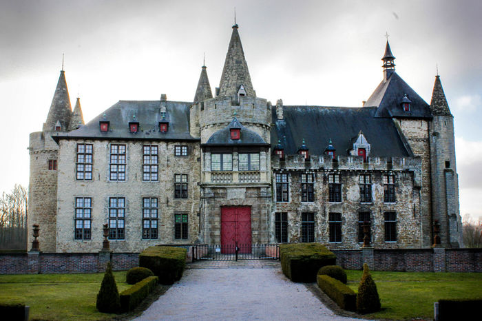 11century Belgium Buildings Buildings Architecture Canon Castle Castles Historical Building Outdoors