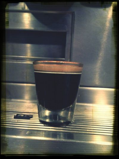 Just some coffee from work. :)