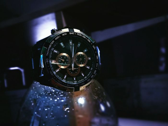 Watch Blue First Eyeem Photo Mobilephotography Awesome Leica Lens Night Bokeh