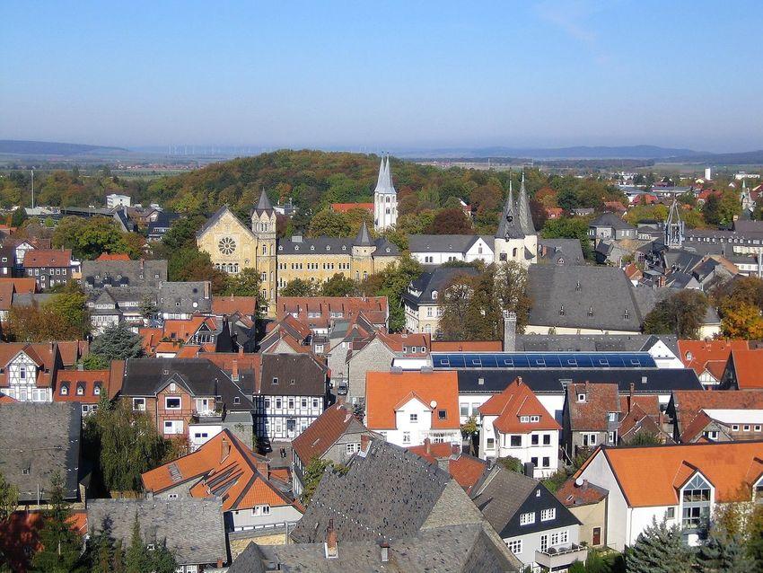 OverviewPoint Overview Niedersachsen Harz Bilder Harz Goslargermany Goslar