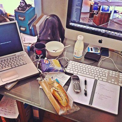 Messy desk!! #iphoneography #instagood #instagram #iphone #desk #workspace IPhone IPhoneography Desk Workspace Instagram Instagood