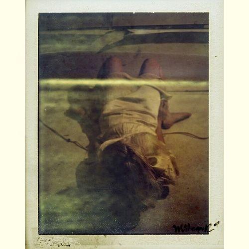 Clinic, 2012 Polaroid Lunacy 600se Film night nofilter filmfeed