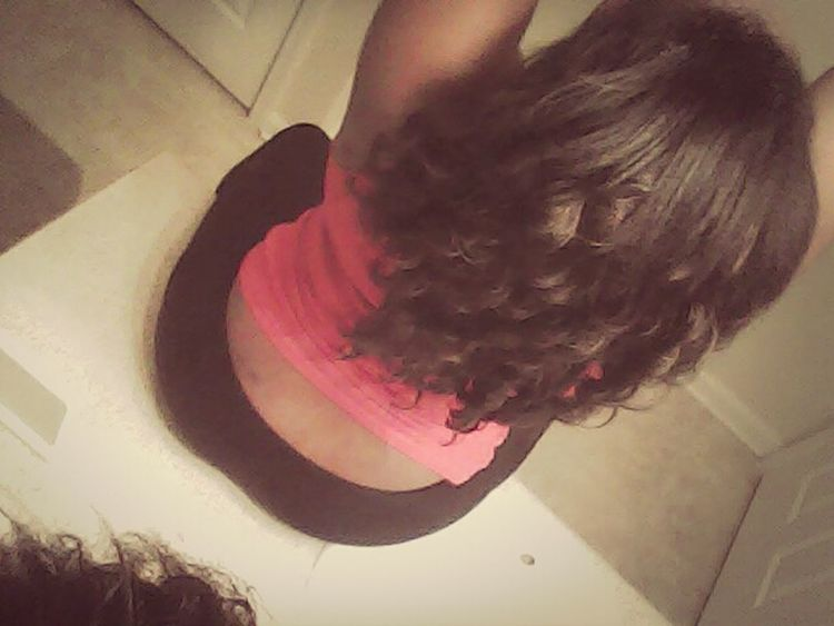 my hair though (:
