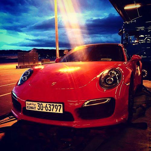 Car Land Vehicle Red