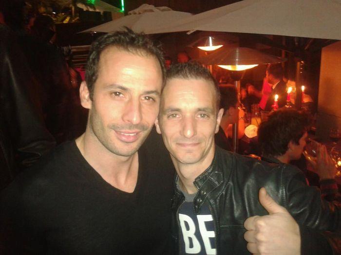 Un soir sur MONACO avec Tchenzzo et ludovic Giulli. First Eyeem Photo