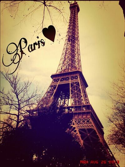 Paris- Tour Eiffel - Taking Fotos- Awesome - #fun#2013#loveit♡