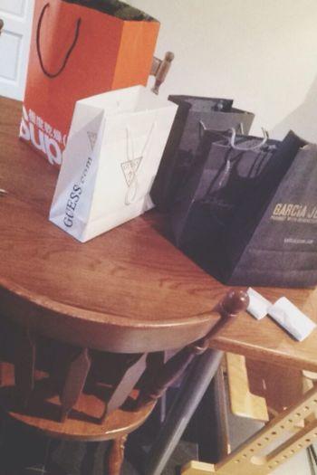 Shoppen Met De Mamie