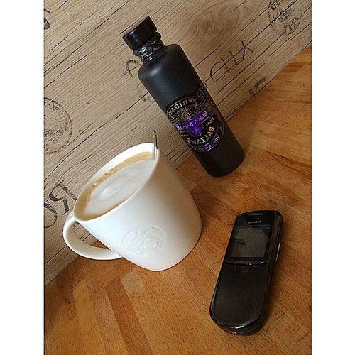 Можно и кофе попить с бальзамом