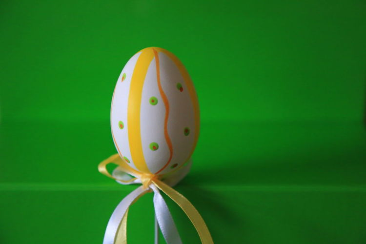 Isolated Easter Deco series The Purist (no Edit, No Filter) Raw Raw Photography Noedit Raw Image Stock Photography Stock Image Nofilter Easter Egg Green Color Wielkanoc Easter Springtime Celebration Springhassprung Green Background Easter Decoration Colored Background Selective Focus Studio Shot Single Object Isolated Isolated Easter Egg Isolated Egg