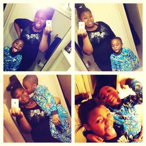 Me And Ma Booda