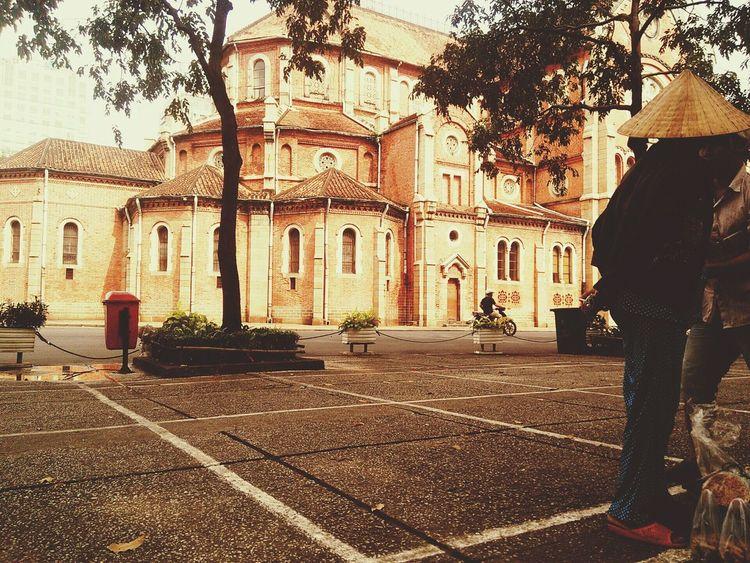 Saigon notre-dame basilica Vietnam Hochiminhcity Nhathoducba Saigonlife Saigon Photobyme 📷