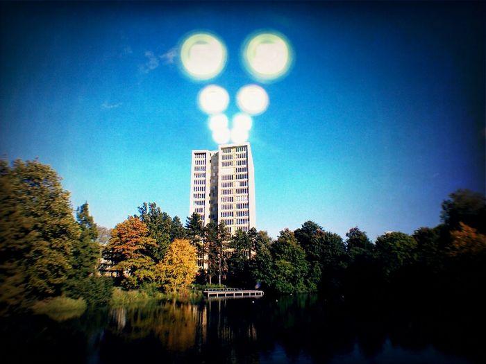 UFO Nordic Light