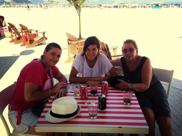 Copacabana Beach!!