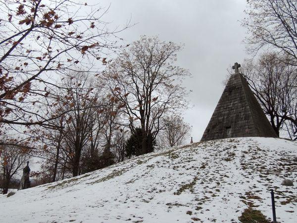 Taken in oakwood cemetery, Syracuse