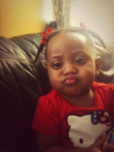Yanna duck face!!