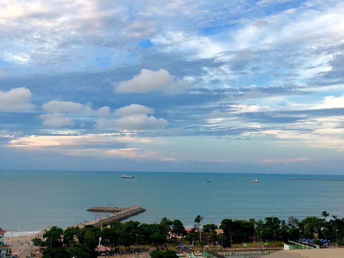 Sea Cloud - Sky