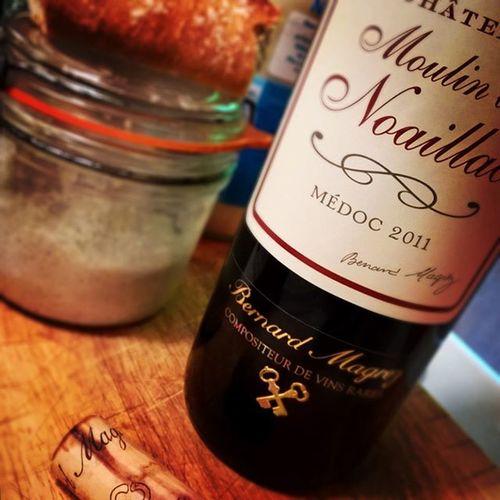 Tonight it's Médoc parce que ça rime avec Plancha d'Entrecôtes .... Sudouest style. Miss You. Carnivore Wino Wine Instagood Redwine Winestagram
