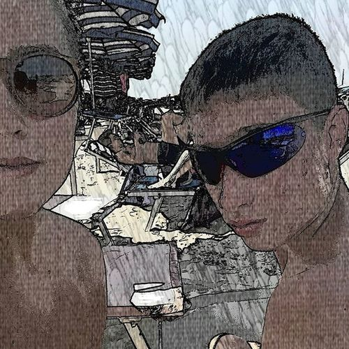 Beach Cousin LikeABOSS Ibarbo Thuglife