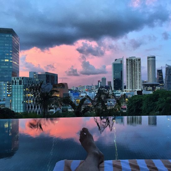 Could be worse... Singapore Parkroyalonpickering First Eyeem Photo
