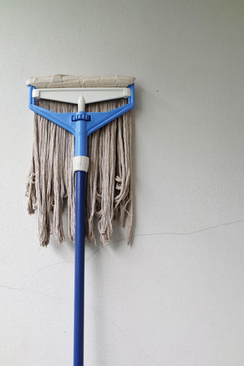 Mop on the