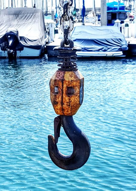 Captain Hook Awaiting A Boat To Lift Perspective Hoisting Hook One Isolation Abundance Abstract Marinas Harbor Boats Crane Ocean Docks Dockside Waterfront Outdoors Fine Art EyeEm ForTheLoveOfPhotography Eye4photography  Fresh On Eyeem  Eyeemphotography