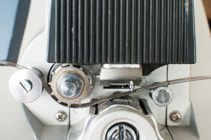 Editing machine roll detail 8 Mm Cinema Close-up Detail Editing Machine Film Filmstrip App MOVIE Roll Super 8 Vintage