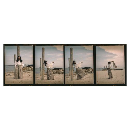 With Deanna // 002 Taken with the Mamiya 645 EyeEmMalaysia People Mediumformat Believeinfilm People Of EyeEm Fujifilm Outdoors Fashion Photography Portrait Mamiya 645 Mamiya Fuji Ishootfilm Filmisnotdead Filmphotography Fashion Tranquility EyeEm Beach Day Beachphotography Real People