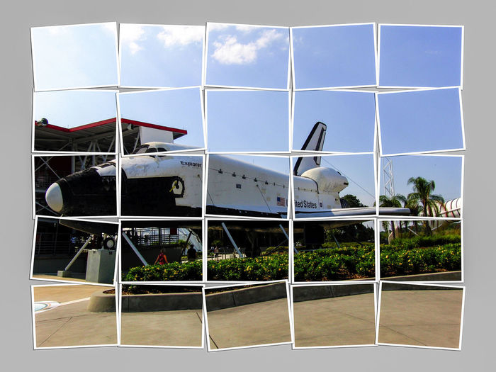 Visit the Kennedy Spacecentre Atlantis Discovery SpaceShip Space Exploration Spaceflight NASA Kennedy Spacecentre USA Cape Kennedy Florida Mode Of Transportation Sky Spaceshuttle Vacation