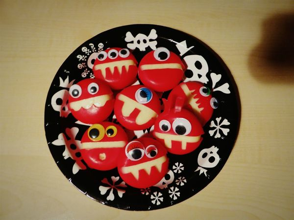 Happy Halloween! CheeseMonster Halloween Horrors Halloweenideas Getting Creative Eyes