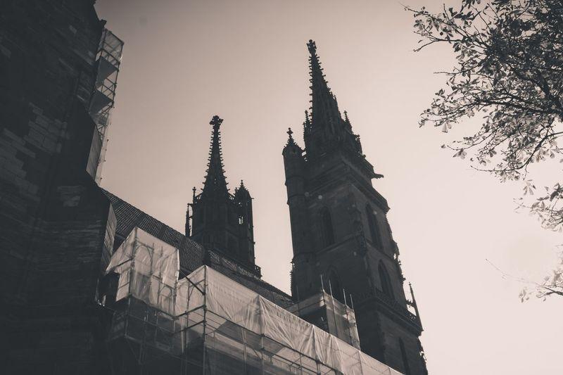 Münster Blackandwhite