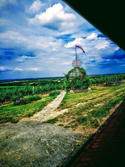 Breathing Space Gazebo View Vineyard Location Croatiafulloflife EyeEmNewHere