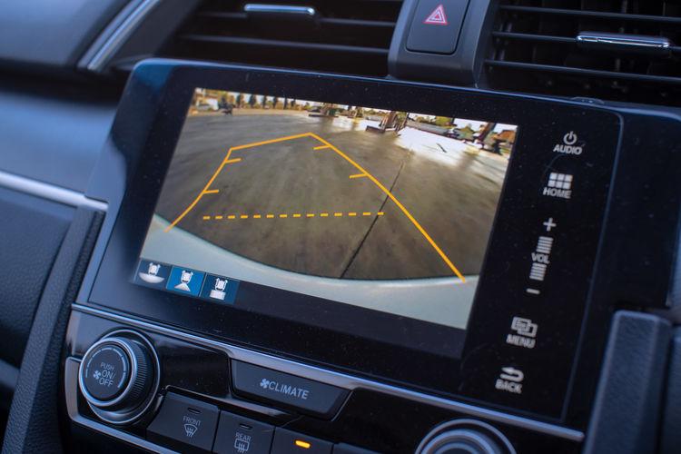 Car reversing camera
