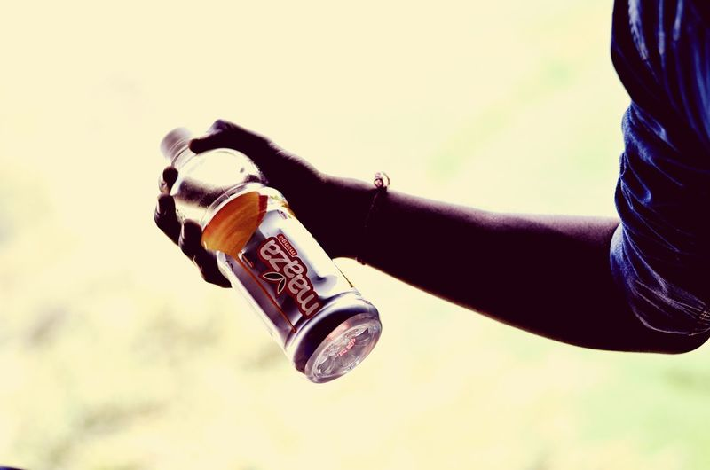 Maaza Cold Cold Drink Coco Cola Product Summertime Empty Finished Few Timeback Love ♥