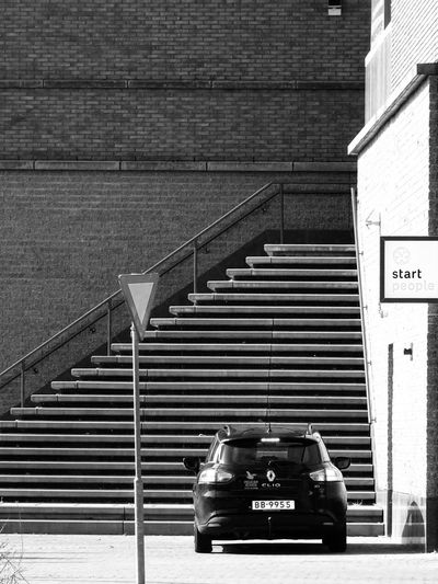 Start? Or finish? Street Streetphotography Street Photography Steps Ambiguity Urban Day