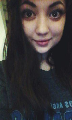 Selfie Girl Eyes Big Eyes Smile ✌ Picoftheday Taking Photos Selfies_everywhere