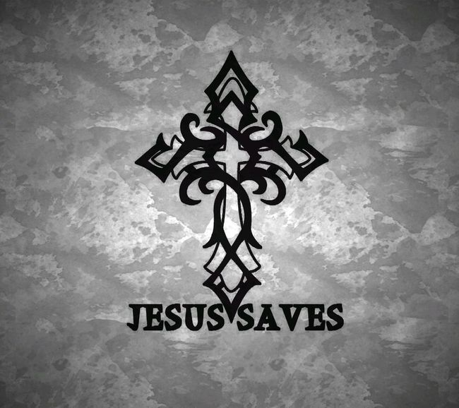 John 3:16 Jesus Jesus Saves