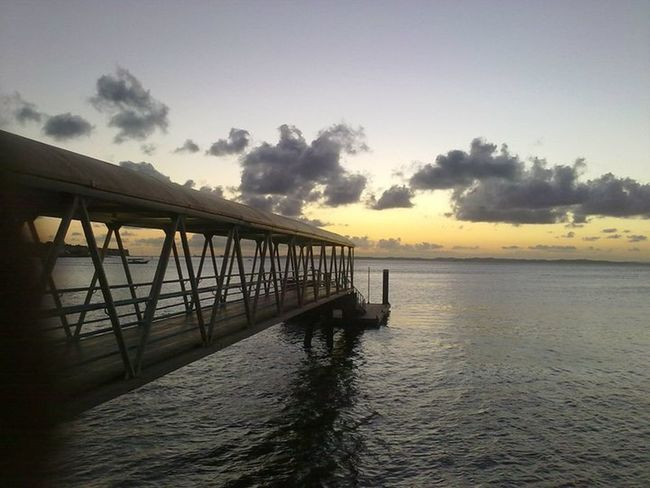 Architecture Water Sea Sky Travel Destinations Turismo Outdoors Mar sea Plataforma Salvador-BA Salvador Bahia