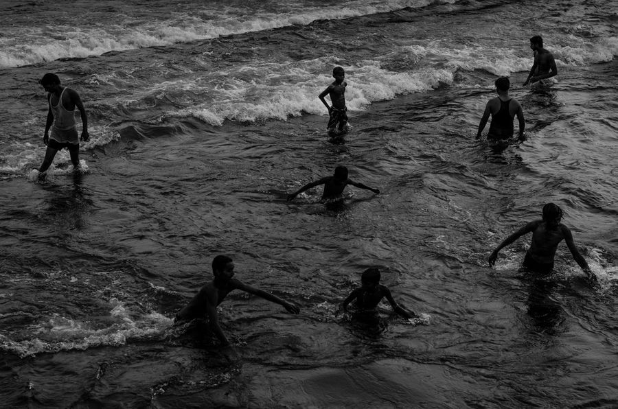 The lost humans Beauty In Nature summer sports Sea Water High Angle View #EyeEmNewHere #EyeEm #EyeEmSelects #eyembestshot #Enjoy Every Moment #Enjoyinglife #enjoythemoment #enjoy #magnumphotos #streetphotography #Streetart #streetphotography #streetphoto_bw #blackandwhite #hipstamatic #waterislife #waterfall #eye4photography #sun #sunset #wow #nature #sky Water Men Sport Sea Beach Wave Aquatic Sport Silhouette Extreme Sports Windsurfing EyeEmNewHere