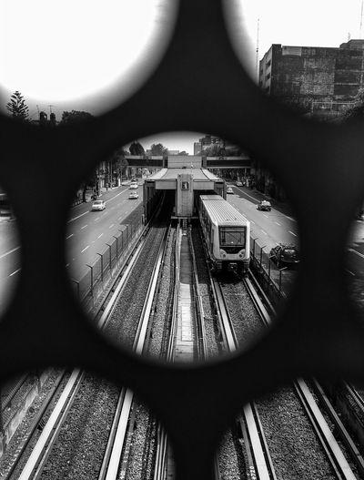 ExploreWhitUs Mexico City Mobility In Mega Cities Allianz B&w Blackandwhite City Mobility Train