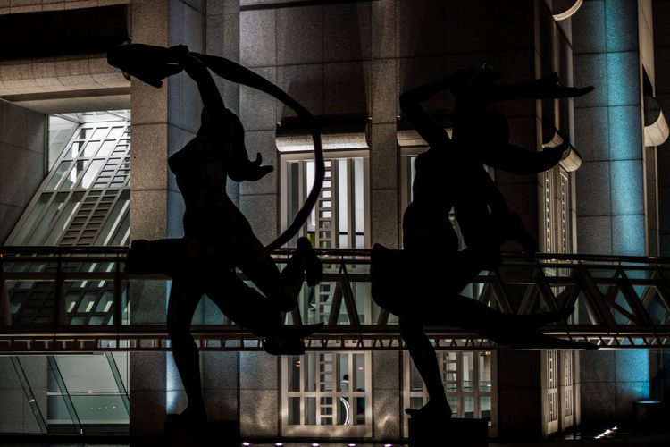 John C. Portman's 'Ballet Olympia' sculpture captured late at night in silhouette. This beautiful sculpture is displayed in front of the Sun Trust plaza in downtown Atlanta. Architecture Cities At Night Ballet Olympia Building Empty John C Portman Light And Shadow Metal Modern Night Lights Nightphotography Nikon D7200 Nikonphotography Olympic Sculptures Outdoors Photographyisthemuse Sculpture Silouette Skyscraper Streetphotography Sun Trust Plaza Urban Urbanphotography Weloveatl