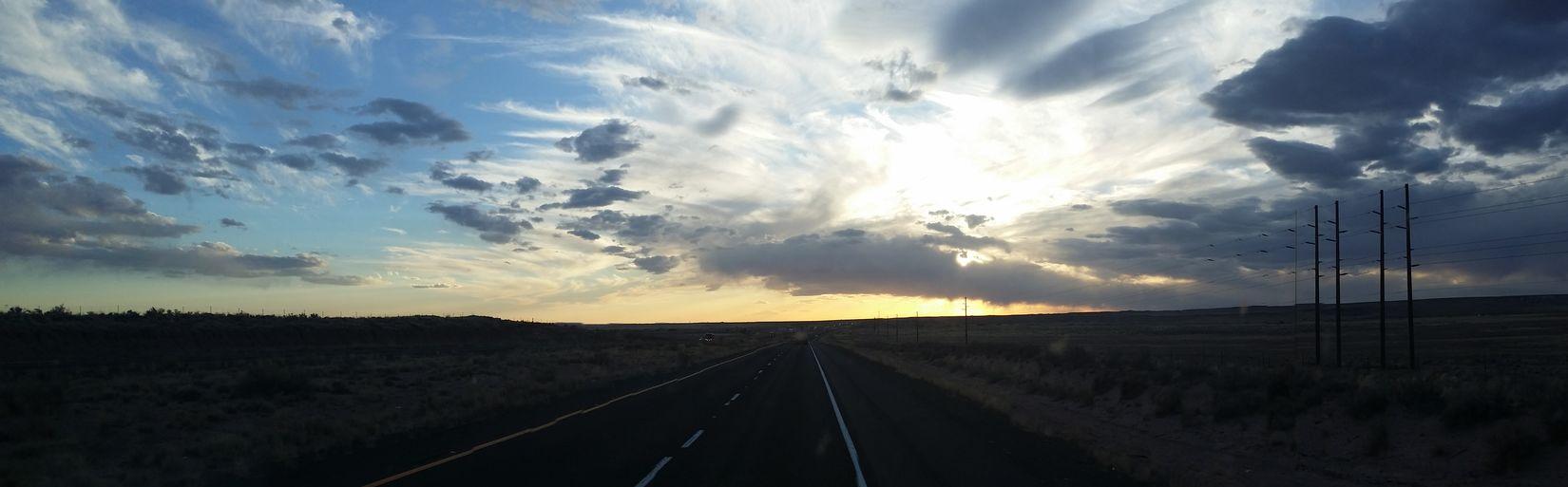 Arizona Sky Porn Sunset