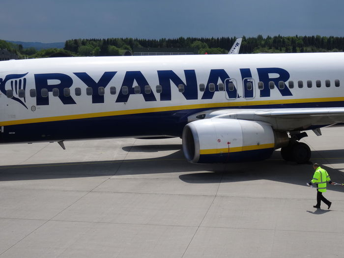 Airport Airplane Airport Waiting Airportphotography Ryanair Airport Memmingen Ireland Traveling
