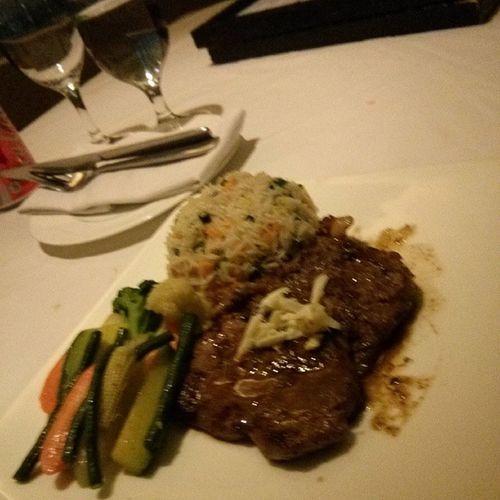 Ribeye Steak Steakhouse Tastessogood !!!