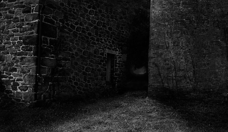 Prison Walls Abandoned Absence Architecture Brick Brick Wall Building Built Structure Day Door Entrance Indoors  Nature No People Old Run-down Stone Wall Wall Wall - Building Feature Walls