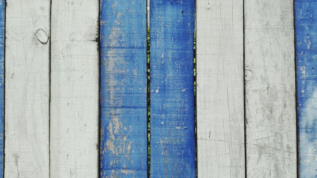 Textured Backgrounds Full Frame Textured  Wood - Material Blue Pattern Close-up Door Weathered No People Day Built Structure Outdoors Architecture