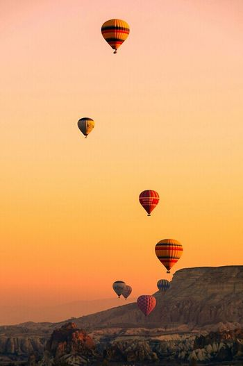 When everything seems to be going against you, remember that the balloon takes off against the wind, not with it.