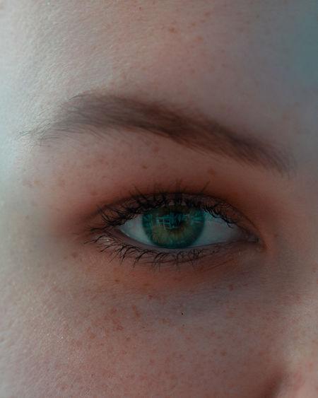 <3 Eye Human