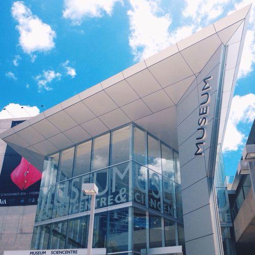 hello brisbane Austrelia Brisbane City Queenland Museum Hellowolrd Enjoy Living